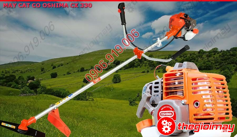 Máy cắt cỏ Oshima CX-330