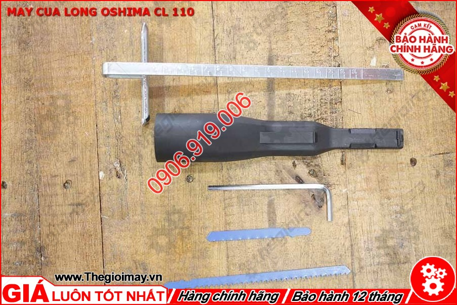 Phụ kiện theo cưa lọng Oshima CL 110
