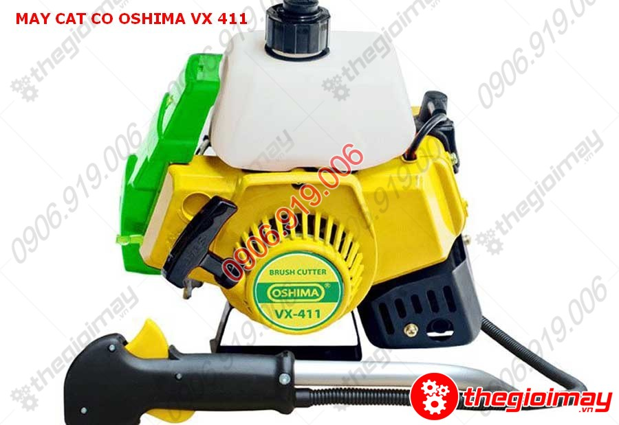 máy cắt cỏ oshima vx 411 chất lượng giá rẻ