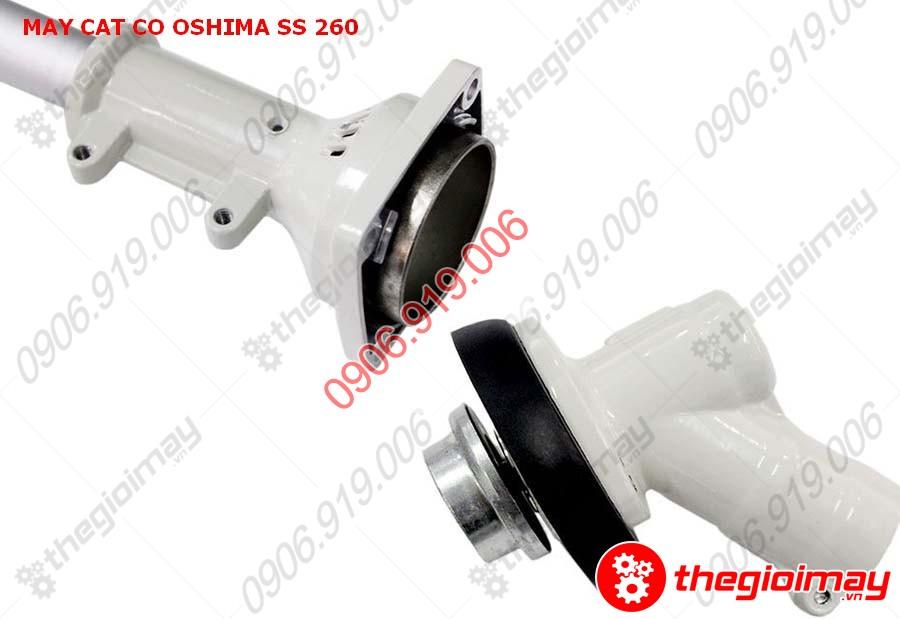 Đầu bò máy cắt cỏ Oshima SS260 cần xoay