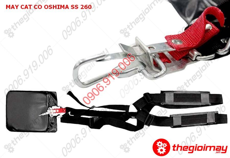 Dây đeo máy cắt cỏ Oshima SS260 cần xoay