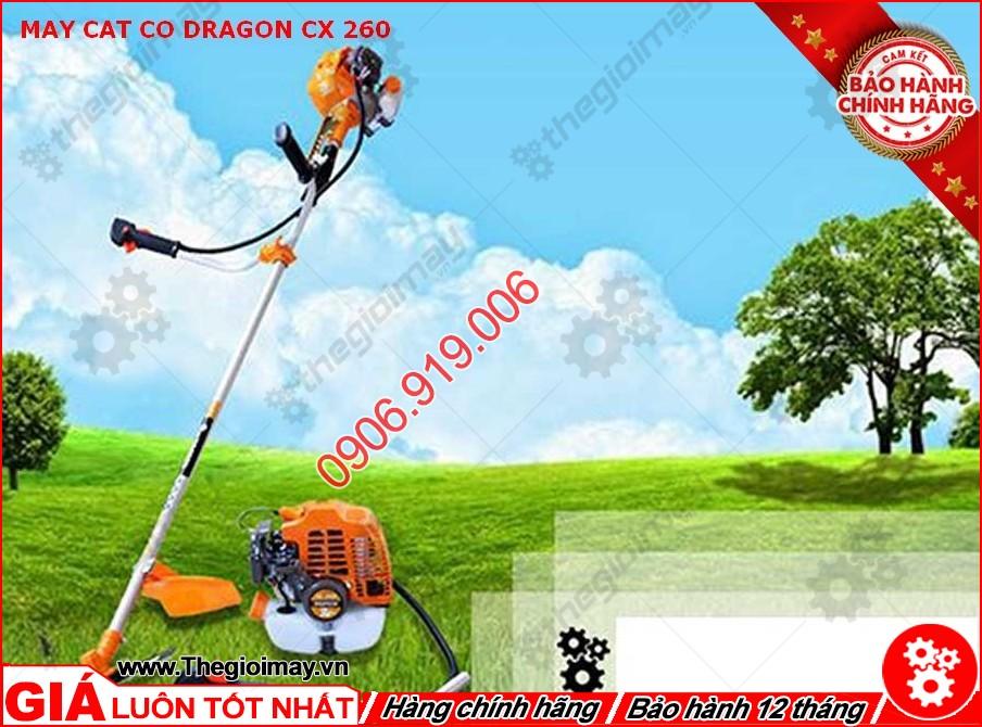 Máy cắt cỏ DRAGON cx 260