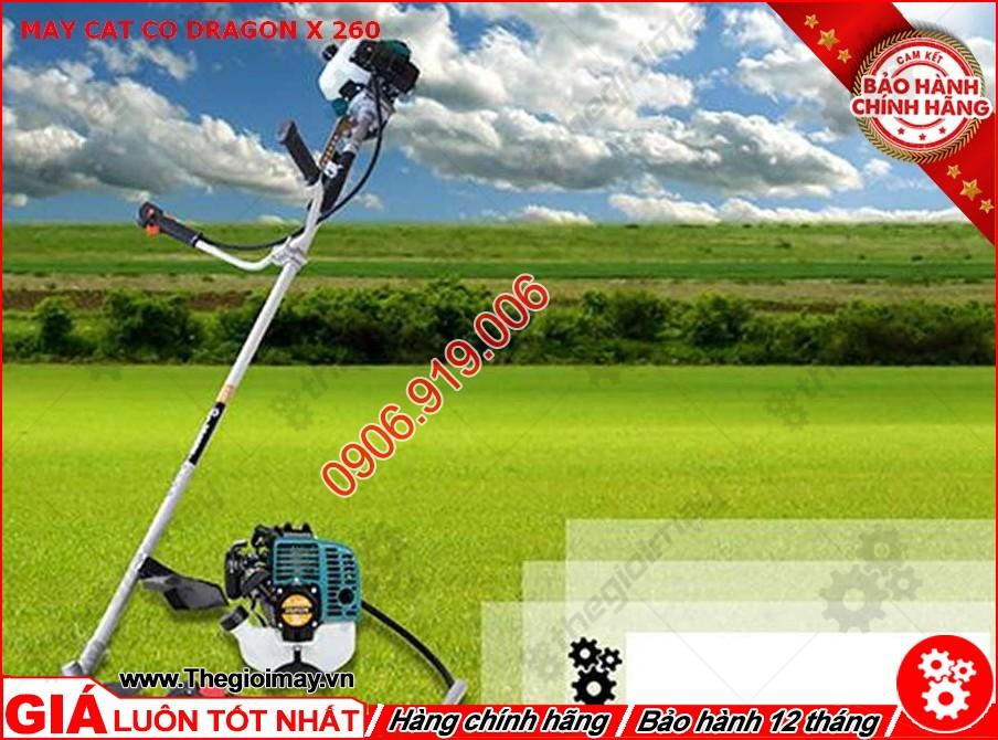 Máy cắt cỏ DRAGON x 260 giá rẻ