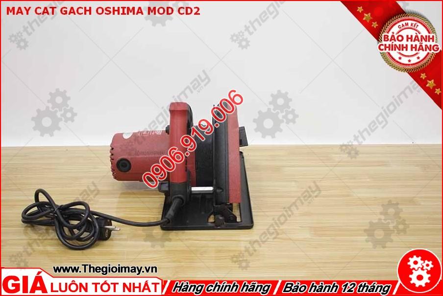 Máy cưa đĩa Oshima mod CD2 sử dụng mortor dây đồng