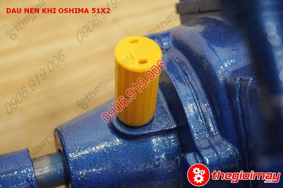 lỗ thở đầu nén khí oshima 51x2