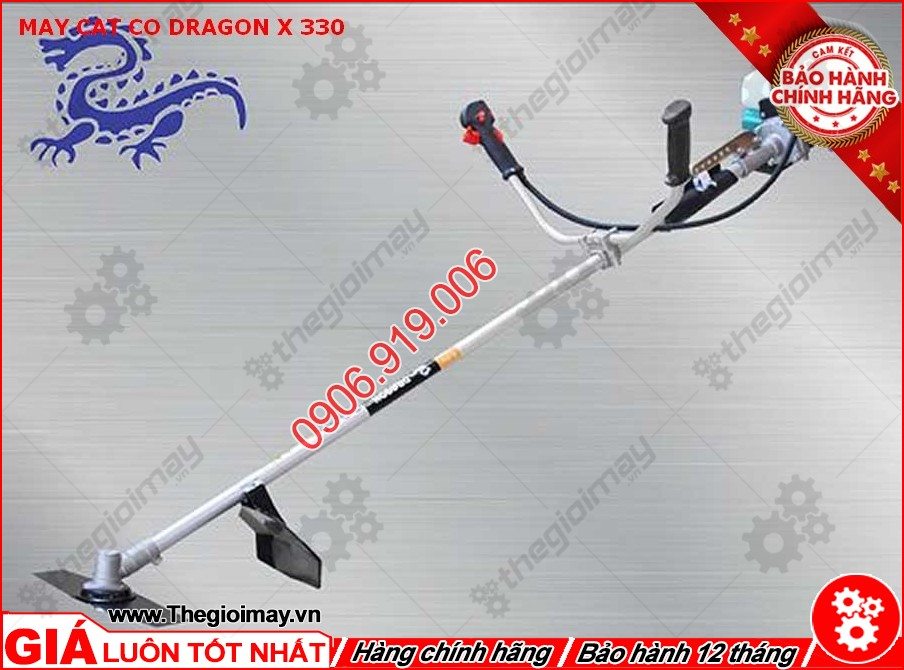 Máy cắt cỏ DRAGON x 330 giá rẻ