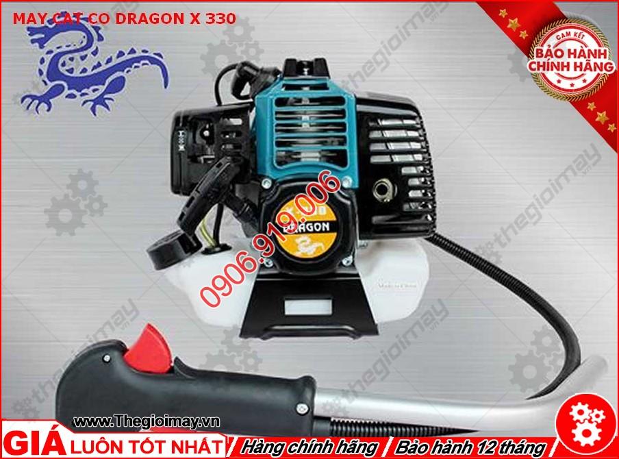 Máy cắt cỏ DRAGON x 330 chất lượng