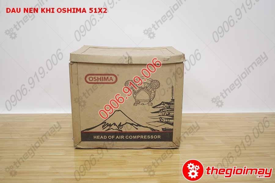 thùng đầu nén khí oshima 51x2