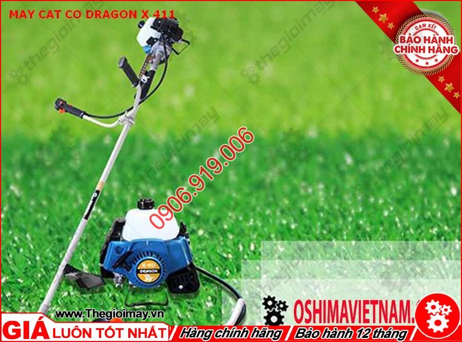 Máy cắt cỏ DRAGON x 411