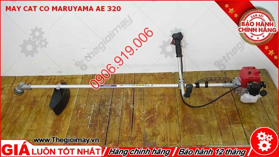 Máy cắt cỏ maruyama AE 320