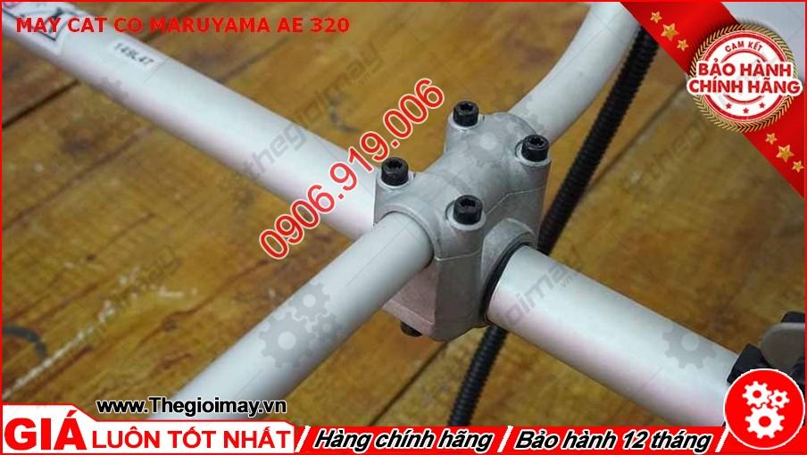 Máy cắt cỏ maruyama AE 320 có cần chống rung tốt
