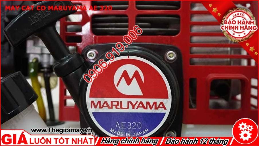 Máy cắt cỏ maruyama AE 320 chính hãng