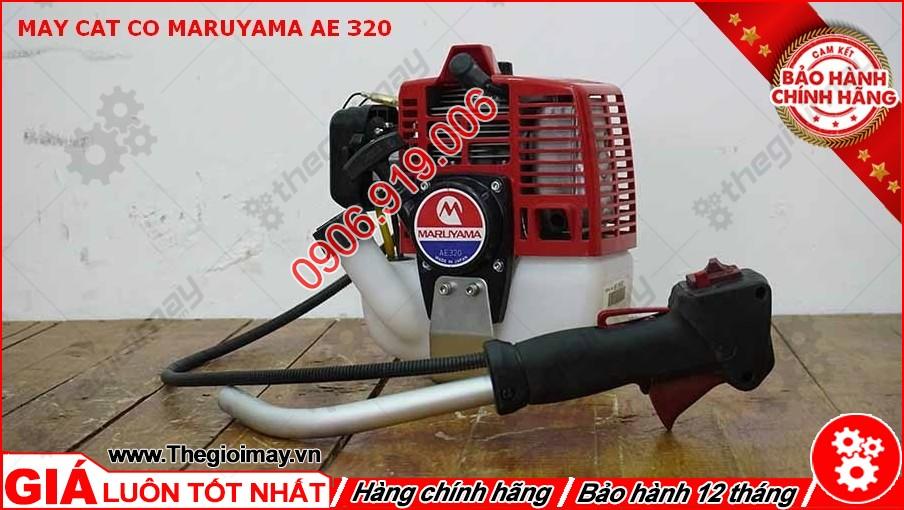 Máy cắt cỏ maruyama AE 320 chất lượng