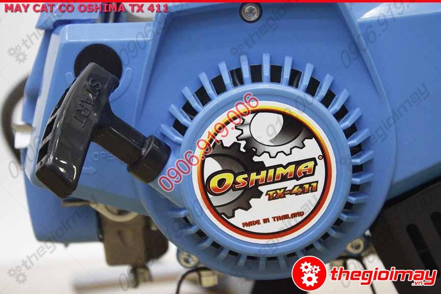 Động cơ của máy cắt cỏ TX-411