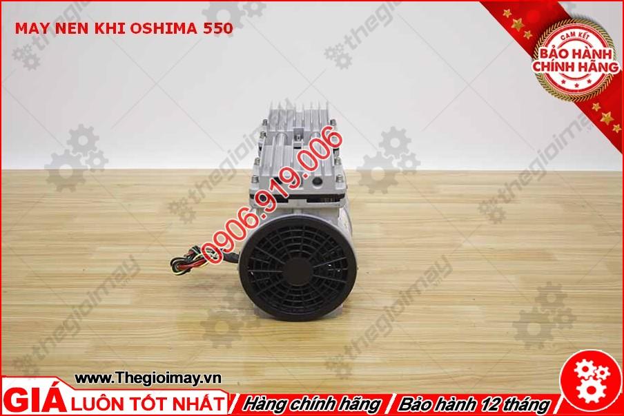 Quạt tản nhiệt đầu nén khí không dầu oshima 550