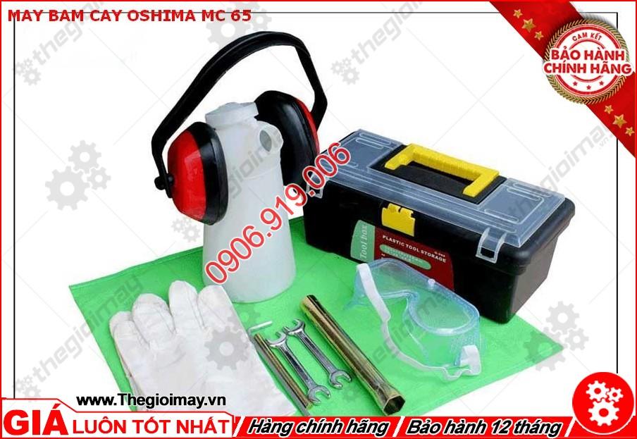 Phụ tùng máy băm cây oshima MC 65