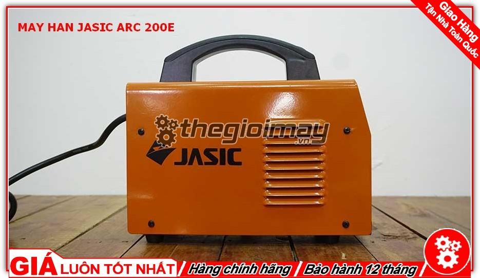 Mặt trước máy hàn Jasic ARC 200E