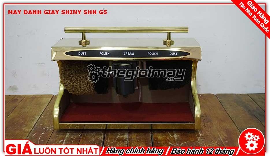 Máy đánh giày Shiny SHN G5