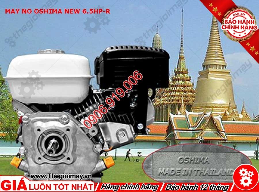 Máy được sản xuất tại Thái Lan nên sẽ đảm bảo được chất lượng