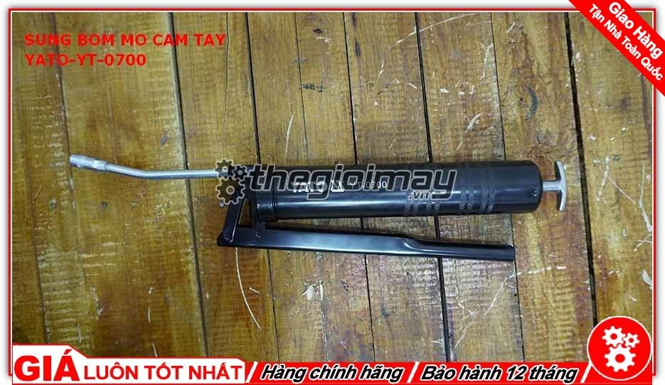 Đầu bơm mỡ Yato YT-0700