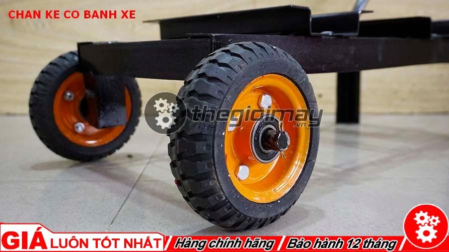 Bánh xe chân kê bánh xe - V