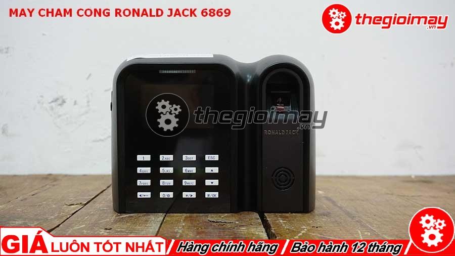 Máy chấm công Ronald Jack 6869