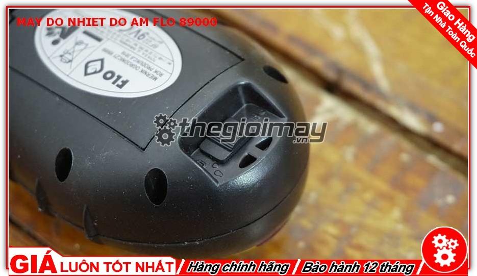 Pin máy đo nhiệt độ - độ ẩm - PH - Ánh sáng Flo-89000