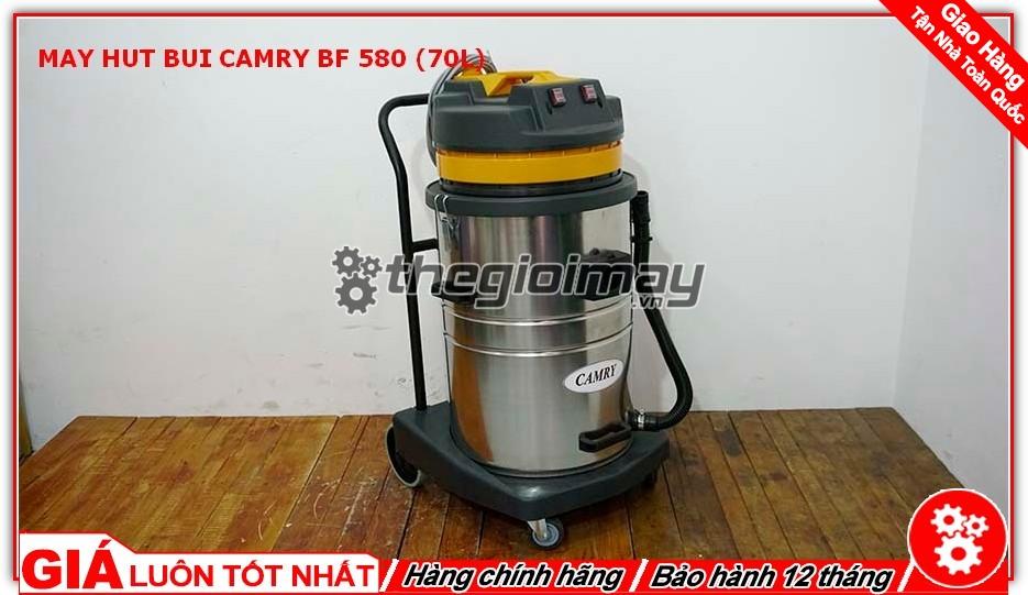 Mặt trước máy hút bụi Camry 580( 70L)