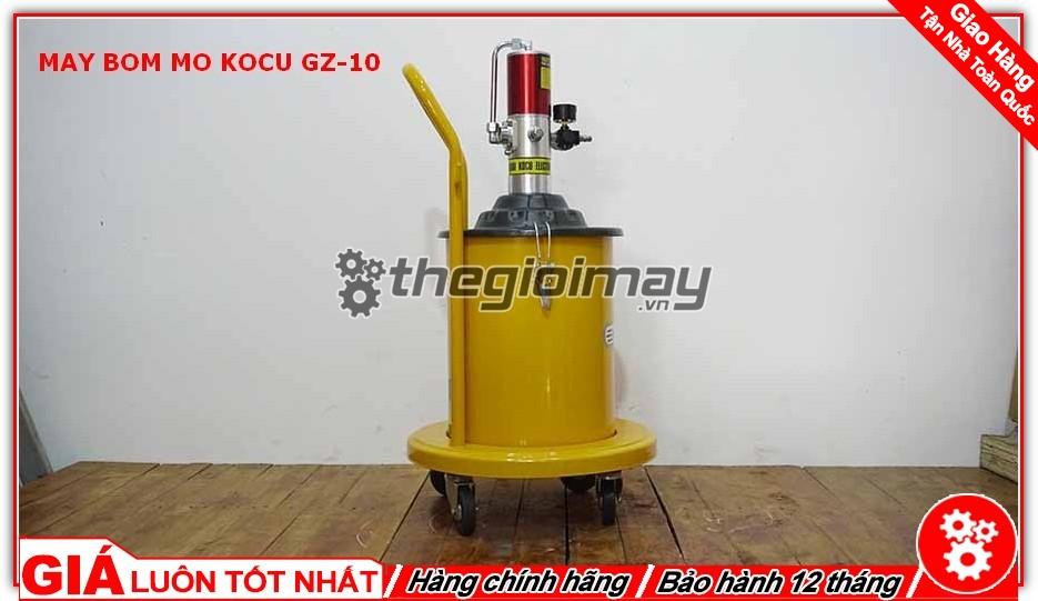 Dung tích chứa của máy lớn lên đến 17-20kg mỡ