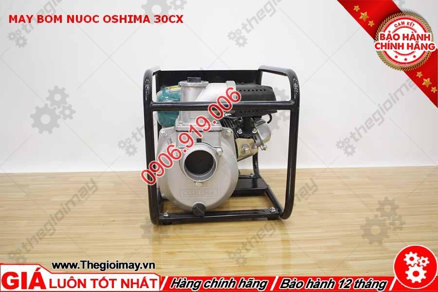 Mặt đầu bơm nước máy bơm nước oshima OS 30CX (OS30)