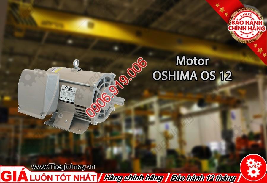 Motor oshima OS 12