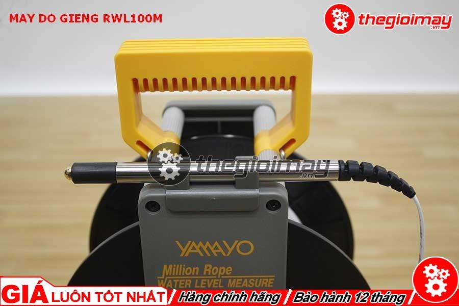 Tay cầm thước đo độ sâu Yamayo RWL100
