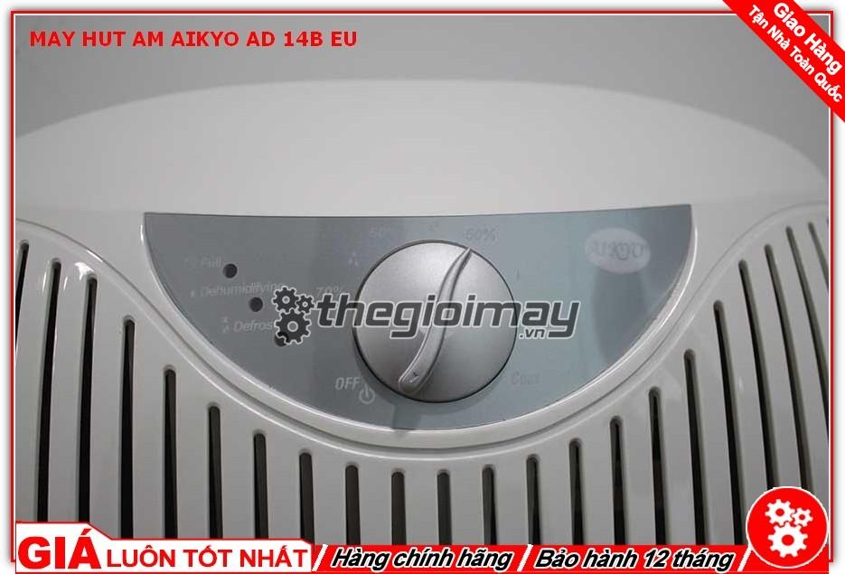 Nút chỉnh độ ẩm máy hút ẩm Aikyo 14B EU
