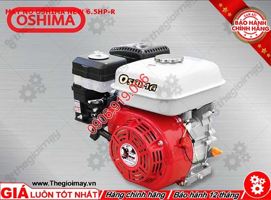 Động cơ nổ Oshima dùng để chạy ghe xuồng, rửa xe, phát điện