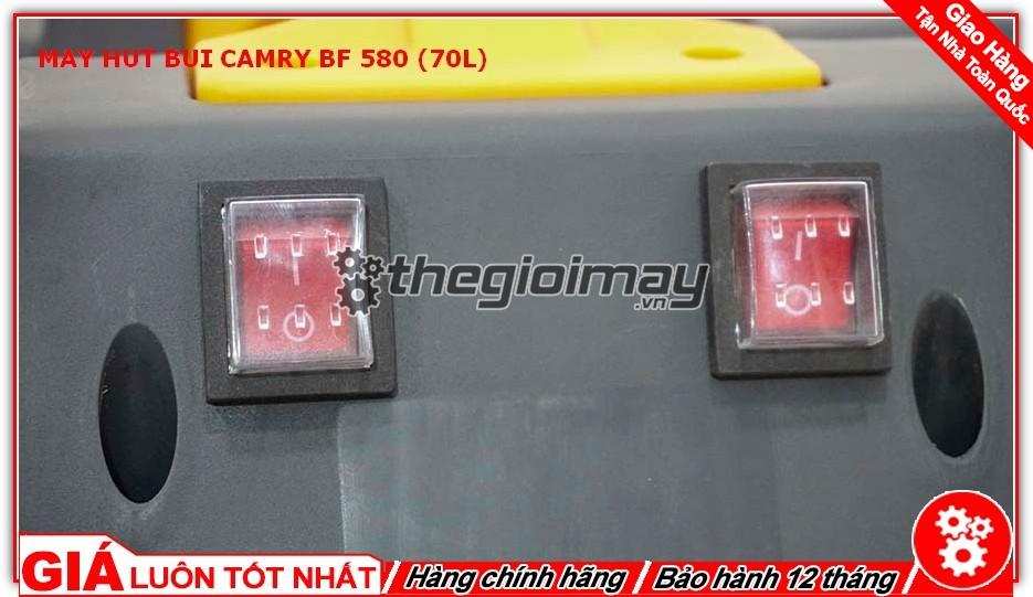 Công tắc máy hút bụi Camry 580( 70L)