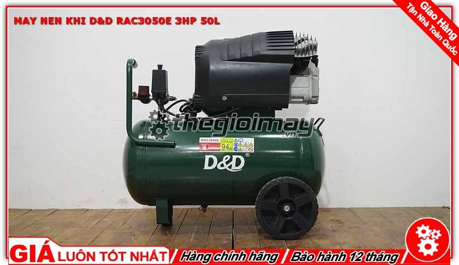 Lưu lượng khí đạt 400 lít/phút giúp máy luôn cung cấp một lượng khí ổn định và nhanh chóng