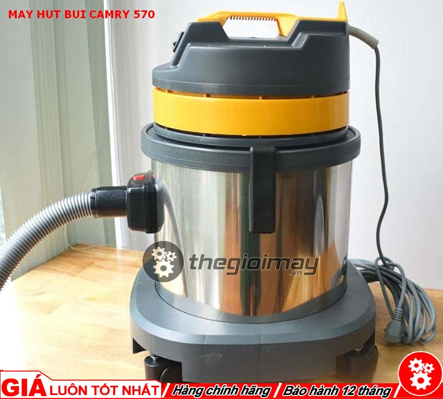 Máy hút bụi Camry 570