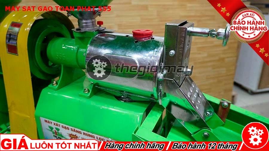 Thân máy xát gạo Toàn Phát 555