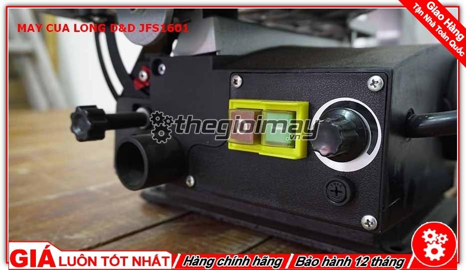 Công tắc khởi động của máy cưa lọng D&D JFS1601