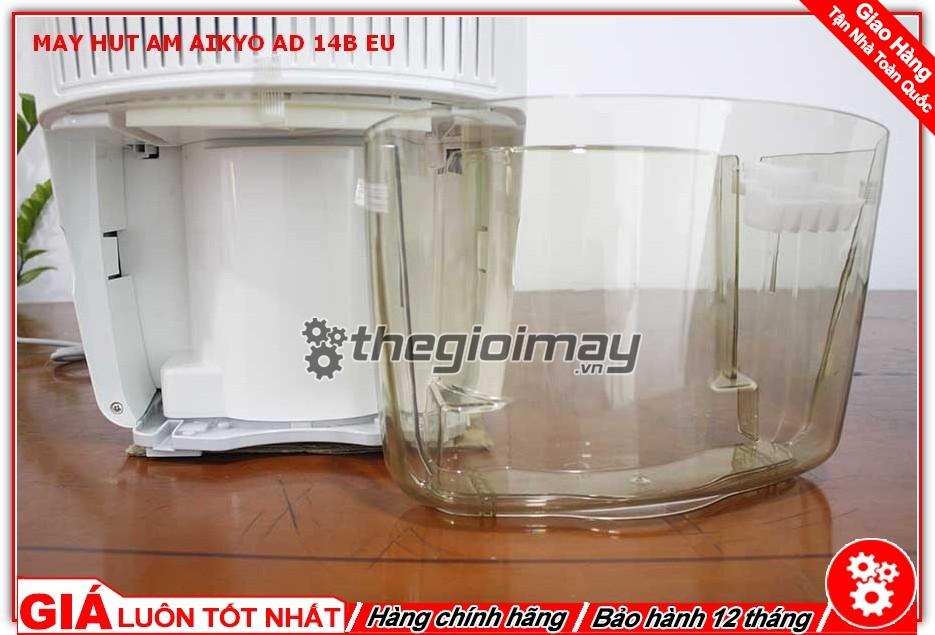Thùng đựng nước máy hút ẩm Aikyo 14B EU