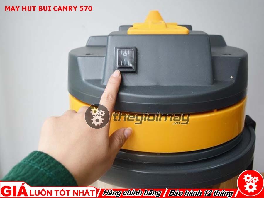 Công tắc máy hút bụi Camry 570