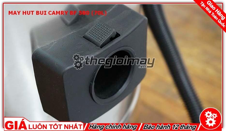 Đầu nối dây máy hút bụi Camry 580( 70L)