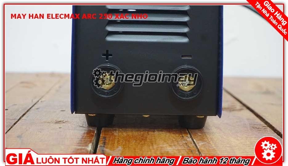 Đầu nối dây máy hàn Elecmax ARC 250 xác nhỡ
