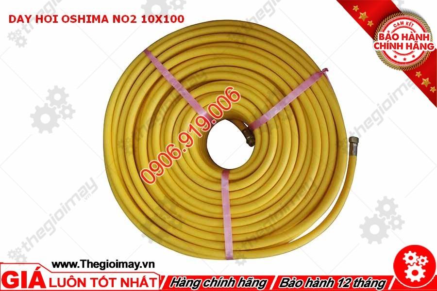 Dây hơi Oshima 10x100m