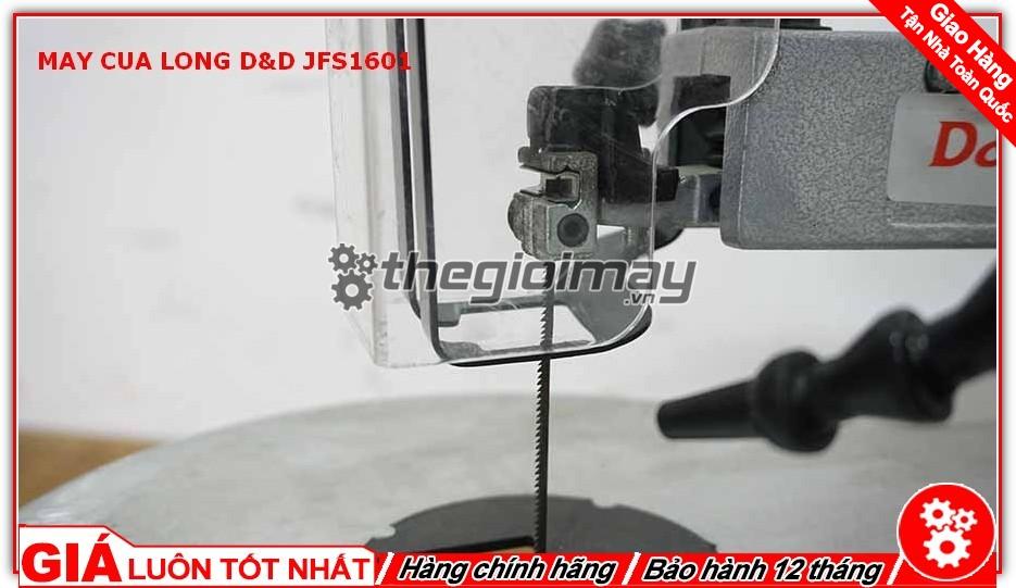 Lưỡi cưa của máy cưa lọng D&D JFB1601