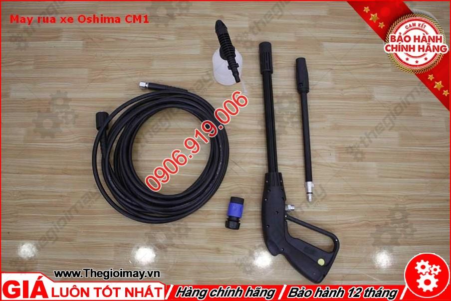 Phụ kiện điện máy xịt rửa oshima CM1