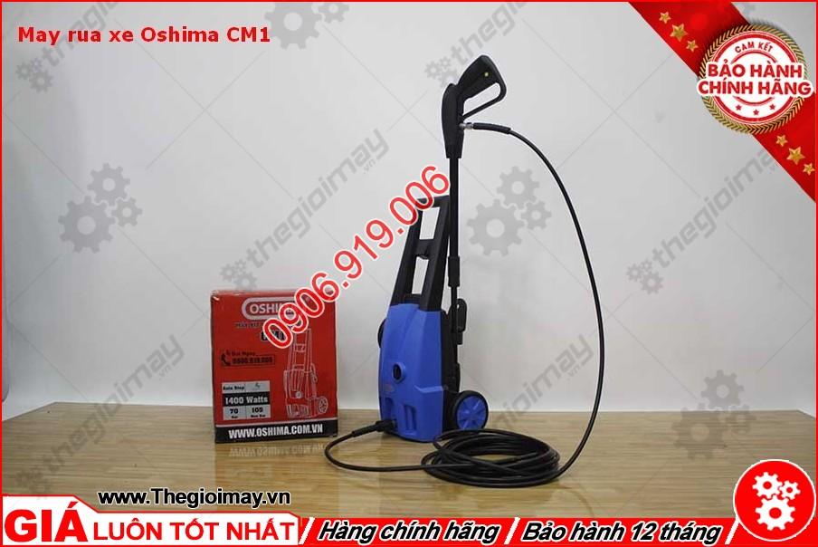 Thùng máy xịt rửa oshima CM1