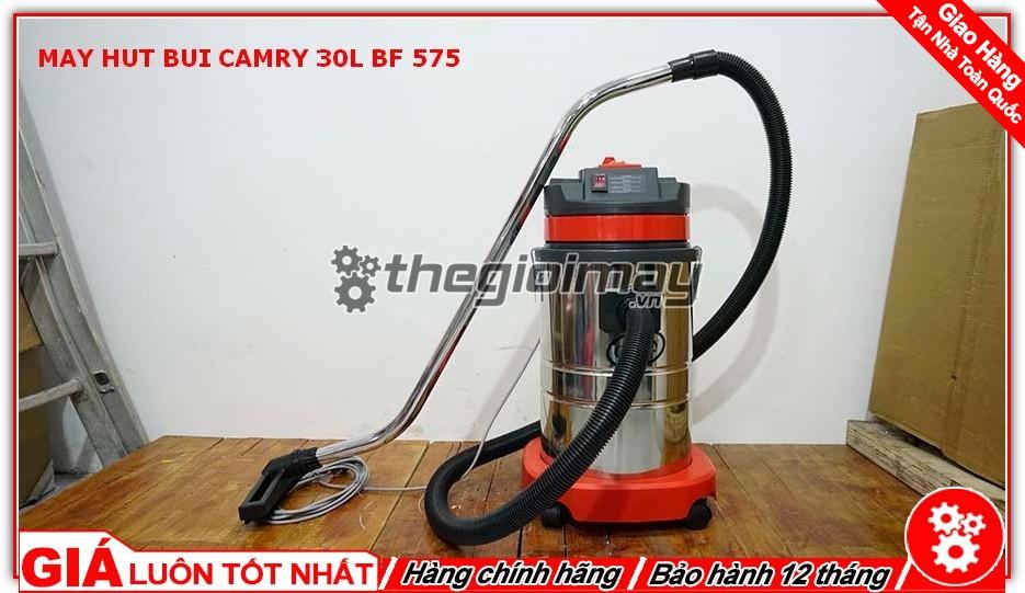 Máy hút bụi CAMRY 30L BF-575