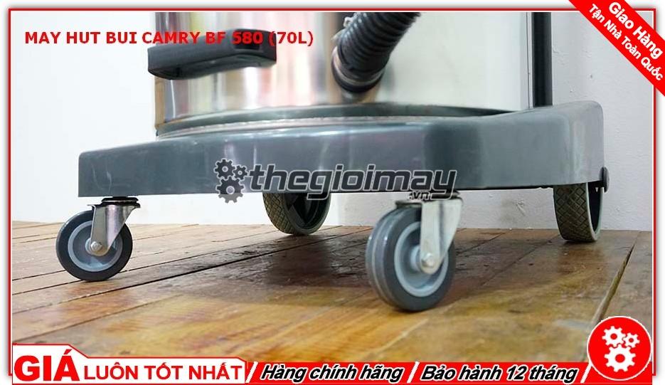 Bánh xe máy hút bụi Camry 580( 70L)