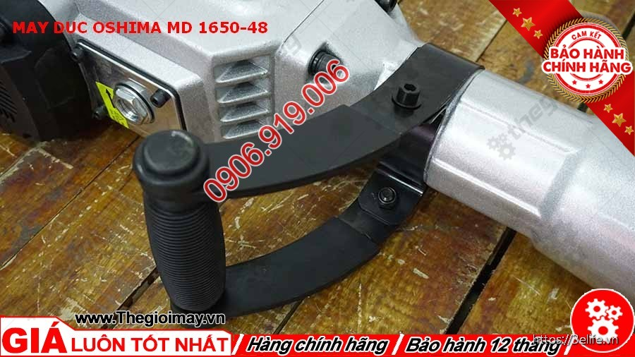 Tay cầm máy đục oshima MD-1650-48